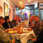 birthday party in dilruba