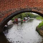 Another bridge to navigate under...