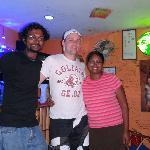 Anthony, me & Sarah