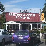 Redcliff café Te Anau