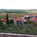 Il Panorama dalla saletta