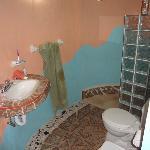 Very clean and nice bathroom