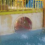 Kiddy tunnel