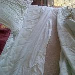how our bed was made