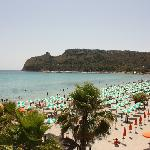Poetto the beach of Cagliari at just 4Kms far from Ca del Sol