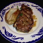 Blue Canyon's Bone in NY Strip Steak