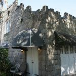 castle back side
