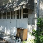 outter carriage doors
