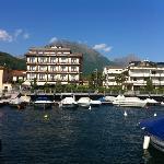 Photo de Europa Hotel Porlezza