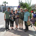 No Frills Ephesus Tours with happy cruisers - Ephesus, Selcuk
