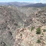 View of the Royal Gorge