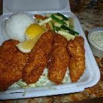 Panko Fried Mahi Mahi