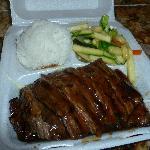 Teriyaki Steak