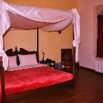 the bedrooms were large and clean with excellent bathroom and good hot water with pressure.
