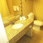 Clean Bathroom, very spacious