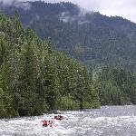 Scenic Lochsa River