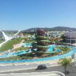 Park aquatique (inclus dans le prix de la chambre)