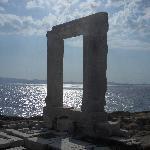 Temple of Apollo, Naxos.