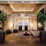 Alexis Hotel Lobby