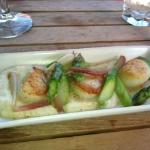 melt-in-your-mouth scallops
