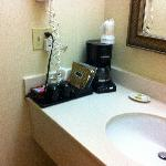 Crowne Plaza bathroom