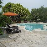 Smaller pool Radisson Summit