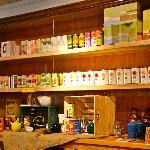 vast tea selection