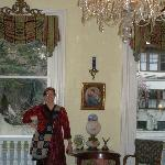 Loved this room! Downstairs front parlour.