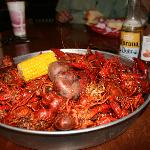 5 pounds of delicious crawfish!