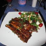 main course-ribs