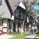 First class spacious holiday villas
