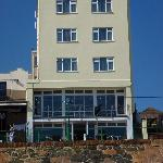 Marina Metro Hotel - right on the seafront