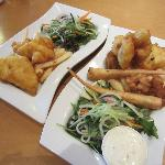 Fish N Chips & Seafood Platter