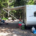Campsite Blackwoods Campground