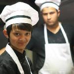 chef vishwa and chef jugnu
