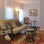 Wiltwyck Suite Living Room