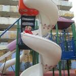 kids play park at calypso