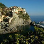 Arbaspaa - Cinque Terre from the sea