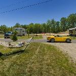 Large, RV Sites