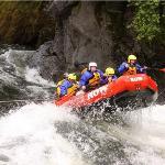 Lochsa River Rafting!