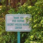 Thank you for visiting Secret Woods Nature Center