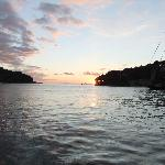 View from Cavtat bay