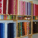 New fabric arrives every week