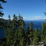 Inspiration point, Lake Tahoe
