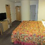 Another view of the room at Sleep Inn Moab