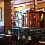 Inside Rams Head Tavern