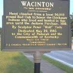 Wacinton- Info for statue