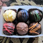 Chocolate truffles!