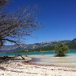 Lac de Ste-Croix bei Castellane