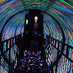 Ending Tunnel of Lights